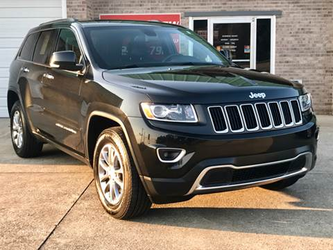 2014 Jeep Grand Cherokee for sale at HillView Motors in Shepherdsville KY