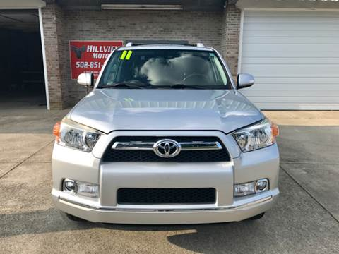 2011 Toyota 4Runner for sale at HillView Motors in Shepherdsville KY