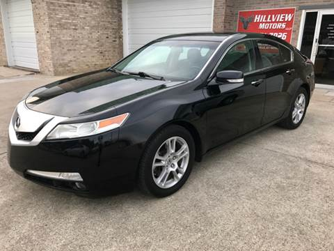 2009 Acura TL for sale at HillView Motors in Shepherdsville KY