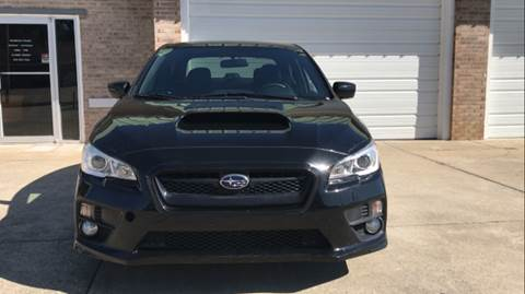 2016 Subaru WRX for sale at HillView Motors in Shepherdsville KY