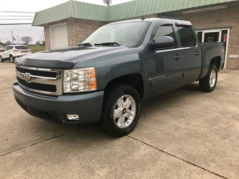 2007 Chevrolet Silverado 1500 for sale at HillView Motors in Shepherdsville KY