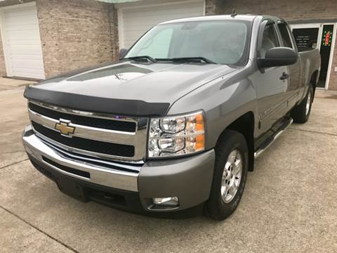 2009 Chevrolet Silverado 1500 for sale at HillView Motors in Shepherdsville KY