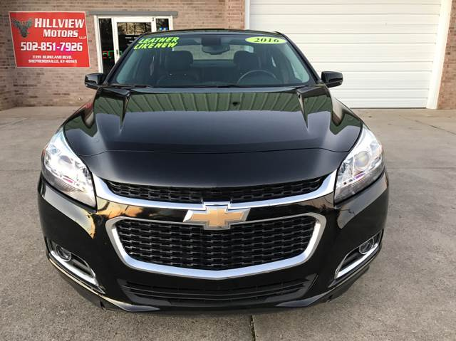 2016 Chevrolet Malibu Limited for sale at HillView Motors in Shepherdsville KY