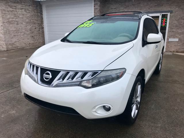2009 Nissan Murano for sale at HillView Motors in Shepherdsville KY