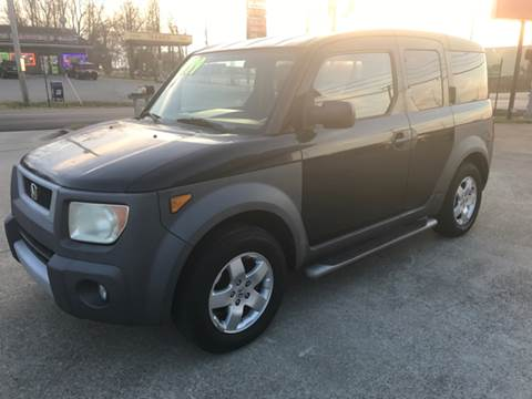 2003 Honda Element for sale at HillView Motors in Shepherdsville KY