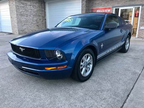 Ford Mustang For Sale in Shepherdsville, KY - HillView Motors