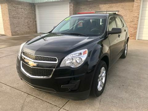 2013 Chevrolet Equinox for sale at HillView Motors in Shepherdsville KY