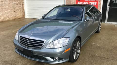 2009 Mercedes-Benz S-Class for sale at HillView Motors in Shepherdsville KY