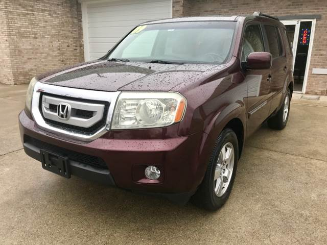 2009 Honda Pilot for sale at HillView Motors in Shepherdsville KY
