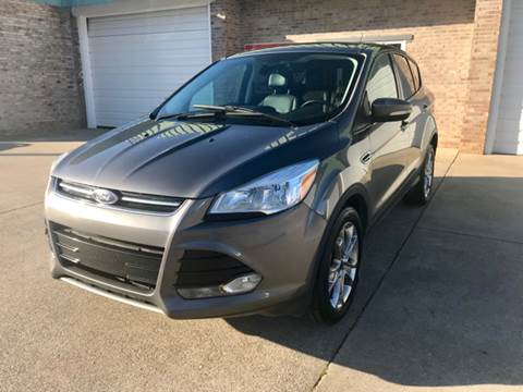 2013 Ford Escape for sale at HillView Motors in Shepherdsville KY