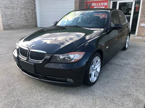 2006 BMW 3 Series for sale at HillView Motors in Shepherdsville KY