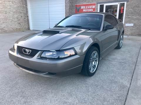 2001 Ford Mustang for sale at HillView Motors in Shepherdsville KY