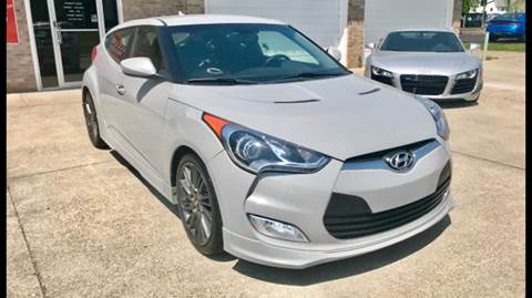 2013 Hyundai Veloster for sale at HillView Motors in Shepherdsville KY