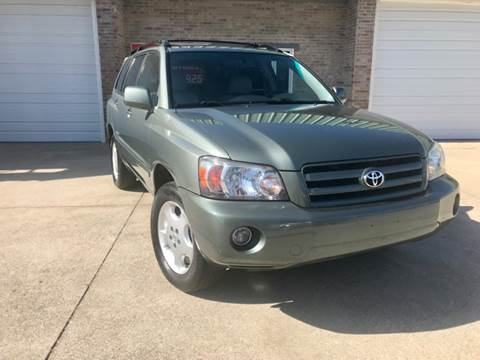 2006 Toyota Highlander for sale at HillView Motors in Shepherdsville KY