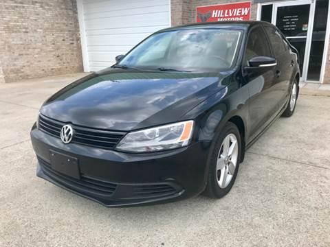 2012 Volkswagen Jetta for sale at HillView Motors in Shepherdsville KY