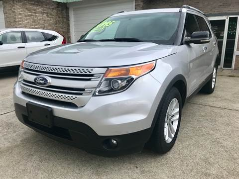 2011 Ford Explorer for sale at HillView Motors in Shepherdsville KY