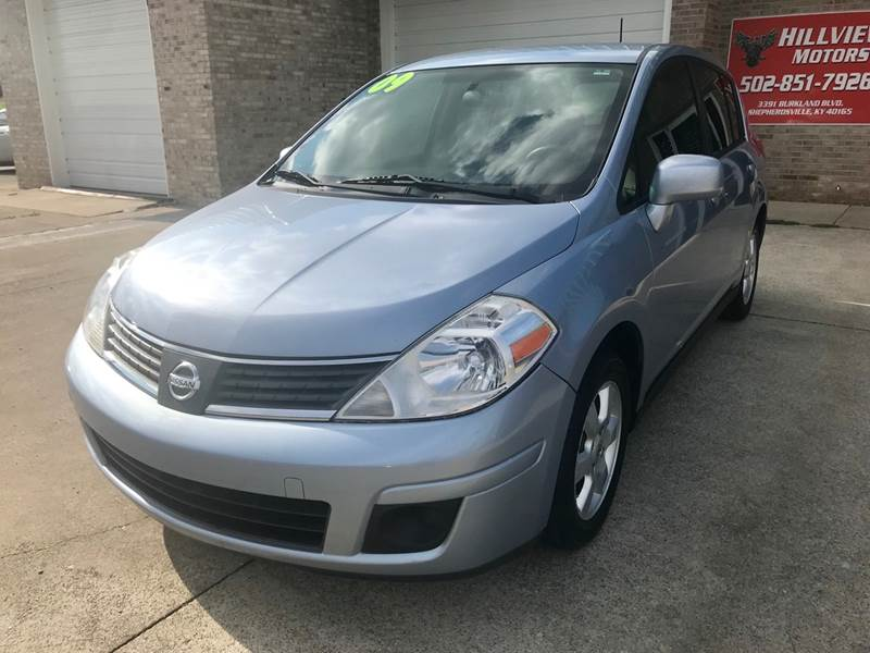 2009 Nissan Versa for sale at HillView Motors in Shepherdsville KY