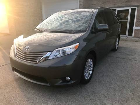 2011 Toyota Sienna for sale at HillView Motors in Shepherdsville KY