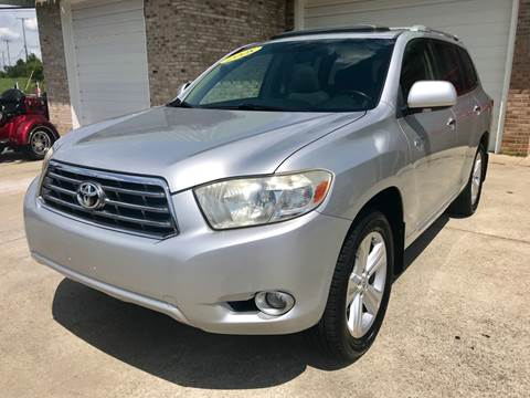 2008 Toyota Highlander for sale at HillView Motors in Shepherdsville KY