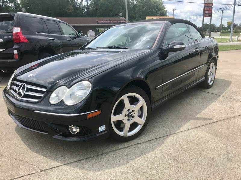 2006 Mercedes-Benz CLK for sale at HillView Motors in Shepherdsville KY