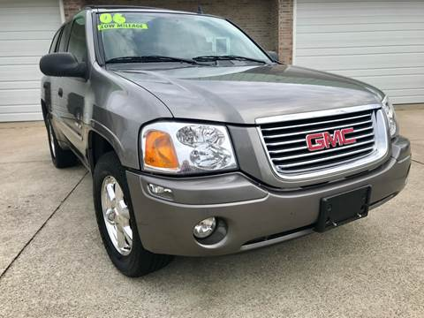2006 GMC Envoy for sale at HillView Motors in Shepherdsville KY