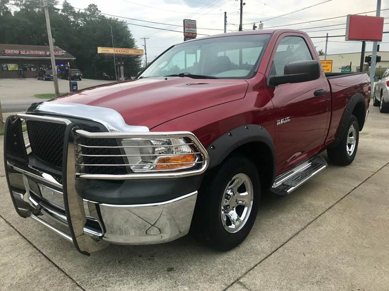 2010 Dodge Ram Pickup 1500 for sale at HillView Motors in Shepherdsville KY