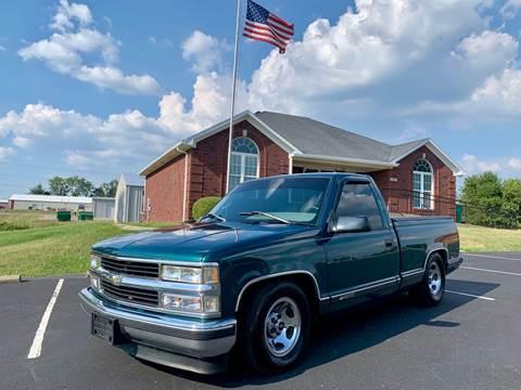 Chevrolet C K 1500 Series For Sale In Shepherdsville Ky