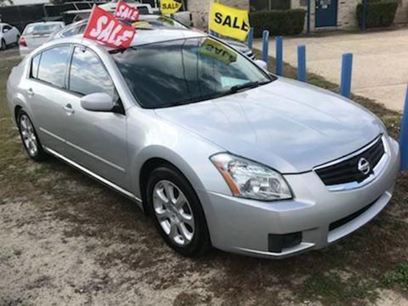 2007 Nissan Maxima For Sale At Mr.Specials Auto Sales In Fort Walton Beach  FL