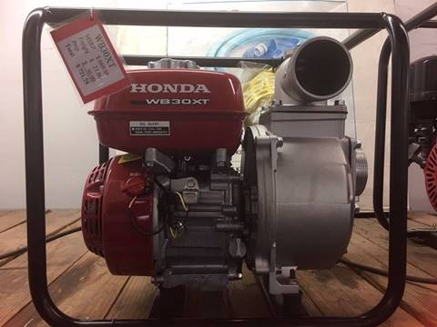 Honda POWER WB30X WATER PUMP for sale at Irv Thomas Honda Suzuki Polaris in Corpus Christi TX