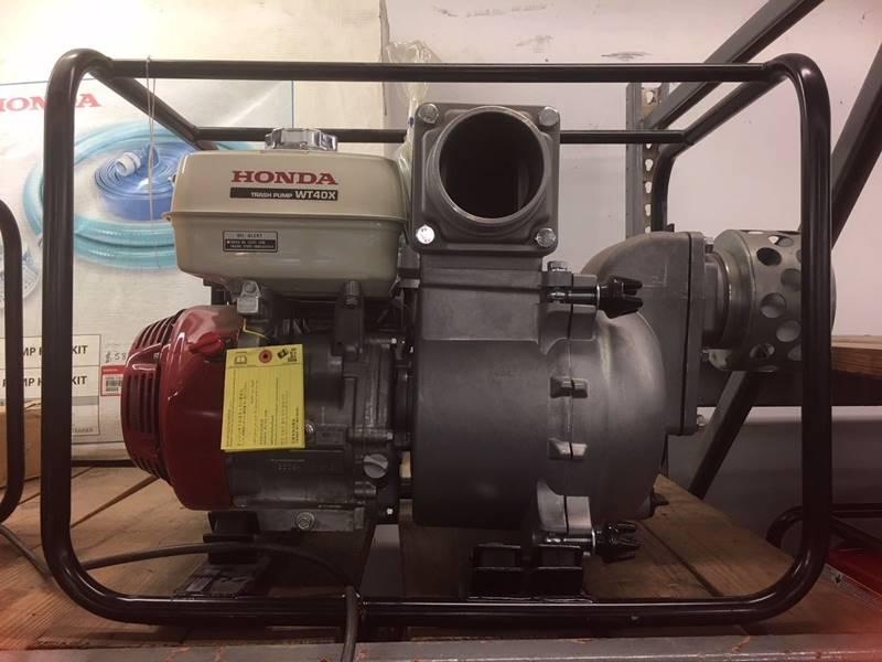 Honda POWER WT40X WATER PUMP for sale at Irv Thomas Honda Suzuki Polaris in Corpus Christi TX