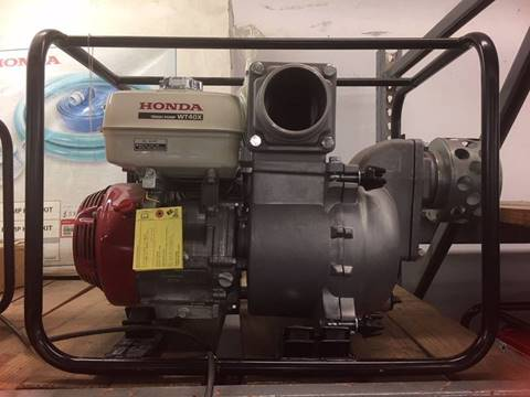 Honda POWER WT40X WATER PUMP for sale at Irv Thomas Honda Suzuki Polaris in Corpus Christi TX