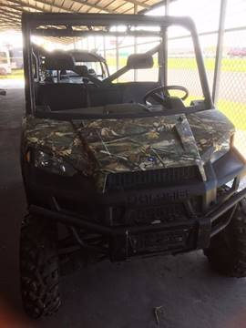 2013 Polaris Ranger 570 for sale in Corpus Christi, TX