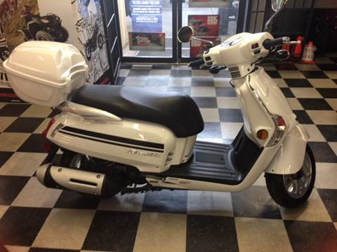 2018 Kymco LIKE 200i for sale in Corpus Christi, TX