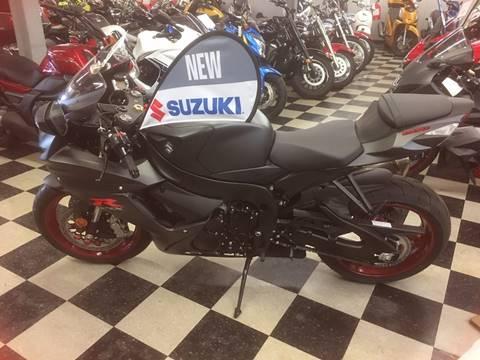 2017 Suzuki GSXR600