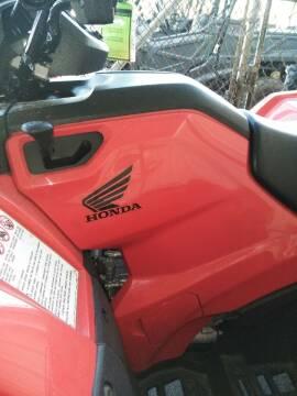2020 Honda Trx420FA 4x4 for sale at Irv Thomas Honda Suzuki Polaris in Corpus Christi TX