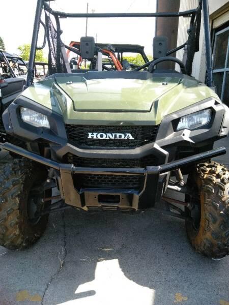 2016 Honda Pioneer 1000-3 for sale at Irv Thomas Honda Suzuki Polaris in Corpus Christi TX