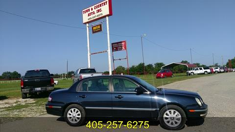 2005 Kia Amanti for sale in Wewoka, OK