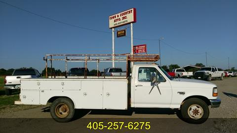 1996 Ford F-350 Super Duty for sale in Wewoka, OK