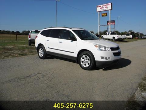 2009 Chevrolet Traverse for sale in Wewoka, OK