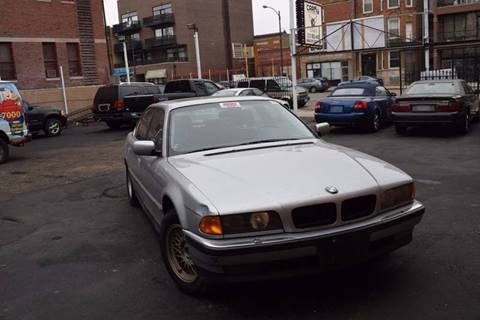 1998 BMW 7 Series for sale in Chicago, IL