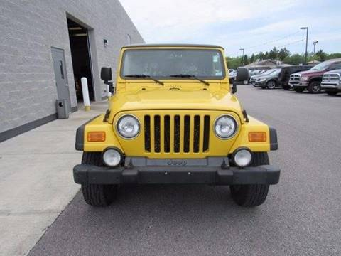 2004 Jeep Wrangler for sale in Chicago, IL