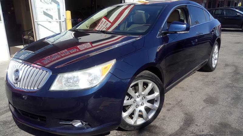 2010 Buick Lacrosse For Sale >> 2010 Buick Lacrosse Cxs In Dearborn Mi Your Choice Auto Sales Inc