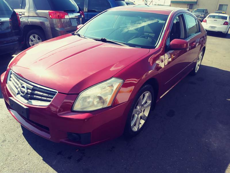 2007 Nissan Maxima For Sale At Your Choice Auto Sales Inc. In Dearborn MI
