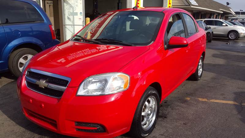 2011 Chevrolet Aveo For Sale At Your Choice Auto Sales Inc. In Dearborn MI