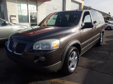 2009 Pontiac Montana SV6 for sale in Dearborn, MI