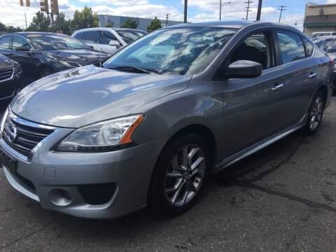 2013 Nissan Sentra for sale in Dearborn, MI