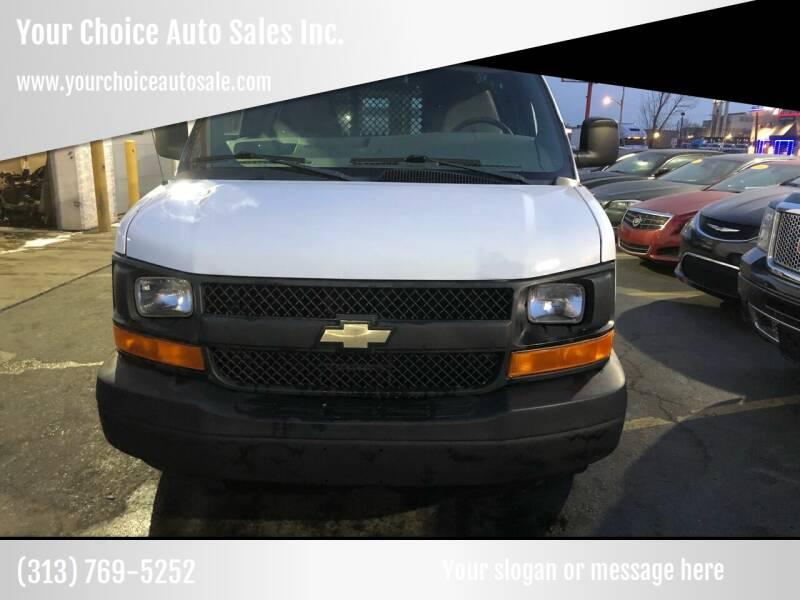 Your Choice Auto Sales >> Your Choice Auto Sales Inc Car Dealer In Dearborn Mi