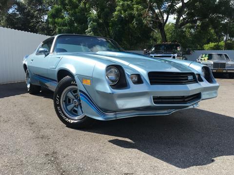 1981 Chevrolet Camaro for sale in Tampa, FL