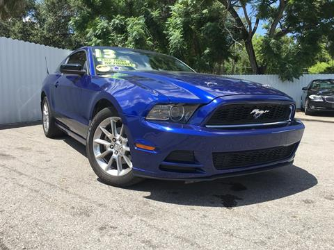 2013 Ford Mustang for sale in Tampa FL