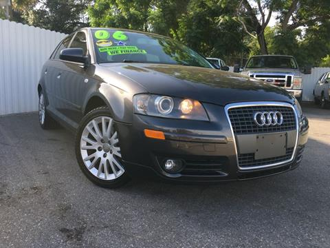 2006 Audi A3 for sale in Tampa FL